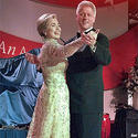 Bill Clinton and Hillary Rodham Clinton