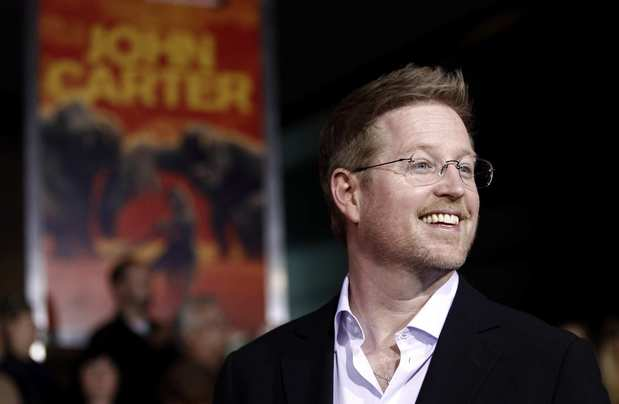 """John Carter"" writer and director Andrew Stanton."