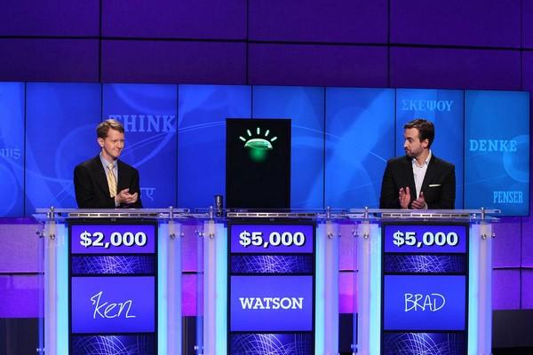 "The battle for mankind's future is happening now. Not in the city streets or on the edges of outer space, but in a Hollywood soundstage, where ""Jeopardy!"" champions Ken Jennings and Brad Rutter are playing against IBM's advanced question-answering system known as Watson. Will the humans triumph over machine, or will Watson run roughshod over the game-show contestants, host Alex Trebek and eventually the world? History, or at least film and video game history, teaches us that match-ups between humans and computers don't always go so well for humans. What do we need to know before it's too late to stop Watson? A few tips, hard-earned by the humans in the following films and video games."