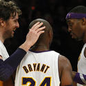 Pau Gasol, Kobe Bryant, Dwight Howard