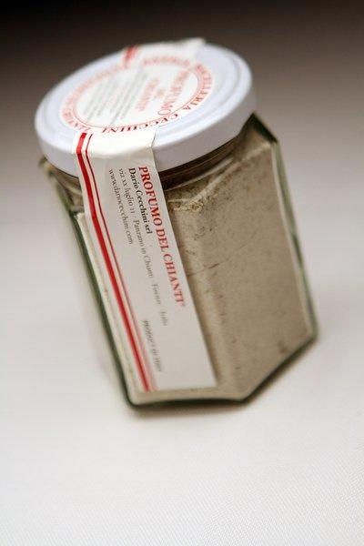 Profumo del Chianti <br/> Powder-fine seasoning salt from Tuscany's master butcher Dario Cecchini, scented with wild lavender, rosemary and bay. It is pretty much the Platonic ideal of finishing salt for most grilled meats, but we also like to toss freshly popped popcorn with a tiny pinch of this and a few drops of the best olive oil. <br/> $19.95, http://www.formaggiokitchen.com