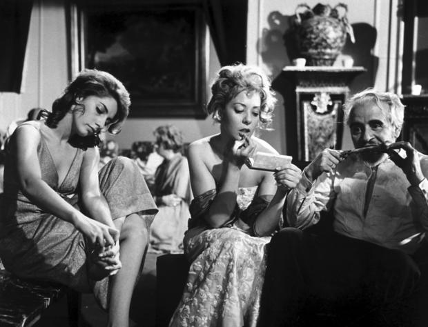 Ever been to one of those dinner parties that never seemed to end? The elegant after-opera supper in Luis Bunuel's 1962 movie starts with a spicy Maltese dish of liver, honey and almonds and promises to extend to eternity.