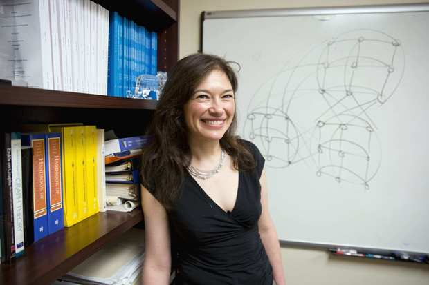 Maria Chudnovsky, 35, a mathematician at Columbia University whose work is deepening the connections between graph theory and other major branches of mathematics, such as linear programming and geometry.