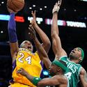 Kobe Bryant, Jason Terry, Chris Wilcox