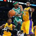 Metta World Peace, Jason Terry, Earl Clark