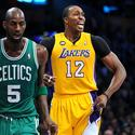Dwight Howard, Kevin Garnett