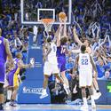 <b>7. Pau Gasol vs. Oklahoma City Thunder, Game 6 first round, April 30, 2010.</b>