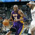 Kobe Bryant, Al Harrington