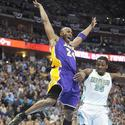 Kobe Bryant, Kenneth Faried