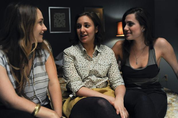"Like ""Louie"" before it, triple-threat Lena Dunham's mumblecore comedy changes what ""cinematic"" means in the context of television: not the intimation/imitation of bigger-than-TV big-screen budgets it typically indicates but a kind of neo-New Wave guerrilla intelligence: believable talk in ordinary rooms, recorded in seemingly offhand yet memorable images."