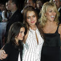 The Lohan family