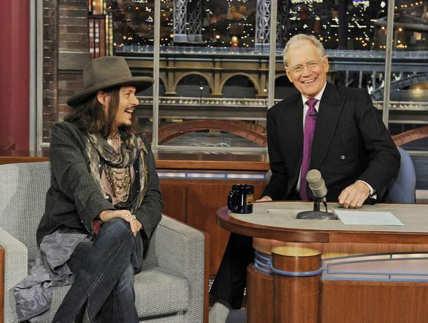"Johnny Depp says he had a mishap  while riding a horse during filming of ""The Lone Ranger"" that could have left him ""horrifically mangled,"" but he lived to tell the tale. The actor told his side of the equine story on ""Late Show With David Letterman"" in February 2013. <br><br>