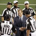 The NFL referee strike