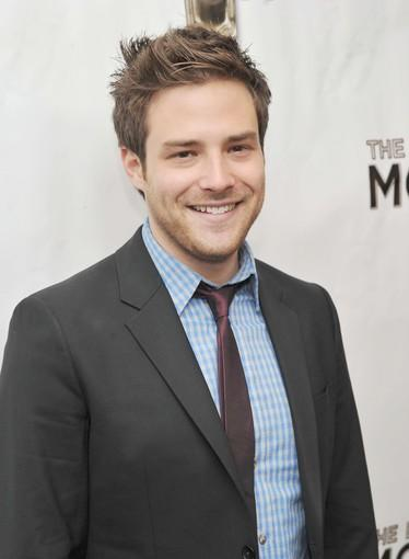 """Outsourced"" star Ben Rappaport."
