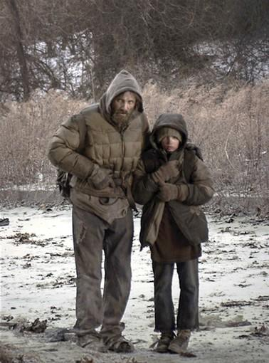 "OK, so ""The Road"" has fallen off everyone's radar. But can we just, at the very least, consider what a difficult performance Viggo Mortensen pulled off in that film?"