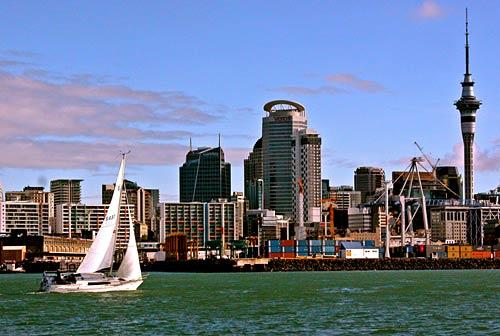 "Auckland, New Zealand's largest city, is known as the ""City of Sails"" and boating is one of the most popular recreational activities. It's also a good starting point for an introduction to Kiwi wines."