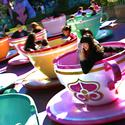 2. Disneyland and Disney California Adventure