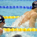 Michael Phelps leads Ryan Lochte