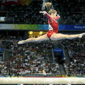 Shawn Johnson beam splits