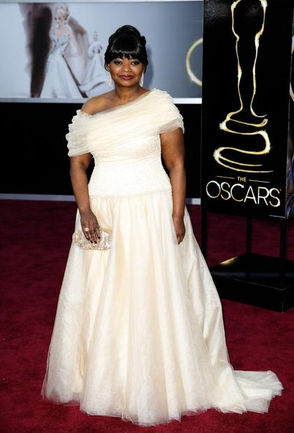 Oscar-winning actress Octavia Spencer