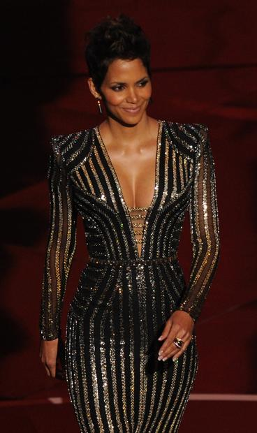 Halle Berry introduces a tribute to Bond movies.