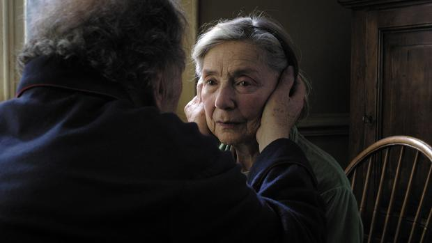 """Amour"" is the fifth film to be nominated for both best picture and best foreign film. It joins the ranks of ""Z,"" ""The Emigrants,"" ""Life Is Beautiful"" and ""Crouching Tiger, Hidden Dragon."""