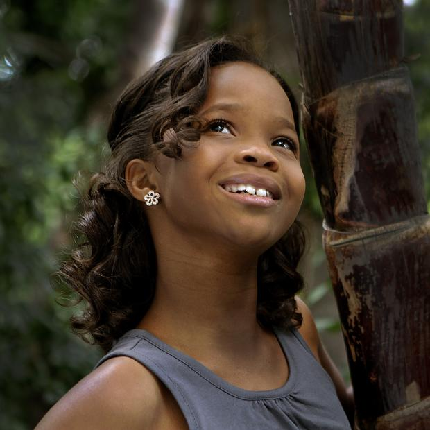 "Quvenzhane Wallis, 9, is the youngest lead actress nominee in Academy Awards history. The youngest actor to ever be nominated in any category was then-8-year-old Justin Henry for ""Kramer Vs. Kramer."""