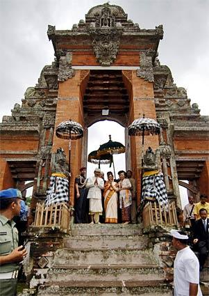 <b>Place:</b> Bali<br> <br> <b>Last visited:</b> 2000<br> <br> <b>My perspective:</b> It was the ending port of our cruise from Hong Kong to Bali. The weather was very hot, and the humidity seemed near 100%, which we were told is normal for November. Our hotel was very luxurious. We left our patio door open about an inch while we went to dinner and came back to bugs everywhere. In daytime, mosquitoes ate us up. The hotel grounds were beautiful but couldn't be enjoyed because of the temperatures and bugs. Outside of the hotel's grounds, there was poverty everywhere and beggars. It was not the paradise we expected. Never again. We've been all over the world, and this was the worst spot we've ever been in.<br> <br> <b>Suggested alternative:</b> Hawaii<br> <br> --Janet Cross, San Dimas<br> <br> <i>Pictured: Taman Ayu Temple in Mengwi, Bali</i>
