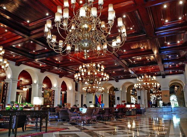 The Manila Hotel, which celebrated its 100th anniversary in 2012, was the home of Gen. Douglas MacArthur for nearly six years. He had a suite at the hotel while serving as military advisor to the government of the Philippines.