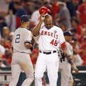 Torii Hunter  |  Angels centerfielder