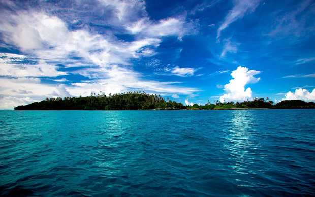 The Fijian island of Katafanga is listed for sale at $20 million.
