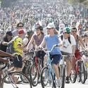OVERRATED:  Ciclavia's scale