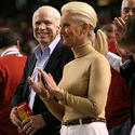 Cindy McCain, Diamondbacks, AZ