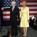 Cindy McCain, yellow