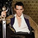 Jonathan Rhys Meyers as King Henry VIII in 'The Tudors'