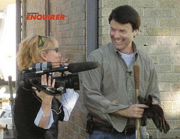 "Rielle Hunter with Sen. John Edwards in New Orleans in 2006. The former North Carolina senator told ""Nightline"" their affair began after Hunter had been hired that summer to produce Web videos, although a friend of Hunter's says they were involved months earlier."