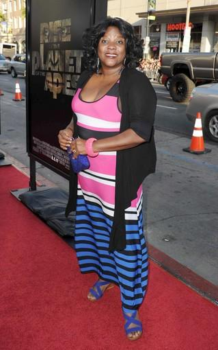 """State of Georgia"" and ""Grey's Anatomy"" actress Loretta Devine attends the premiere."