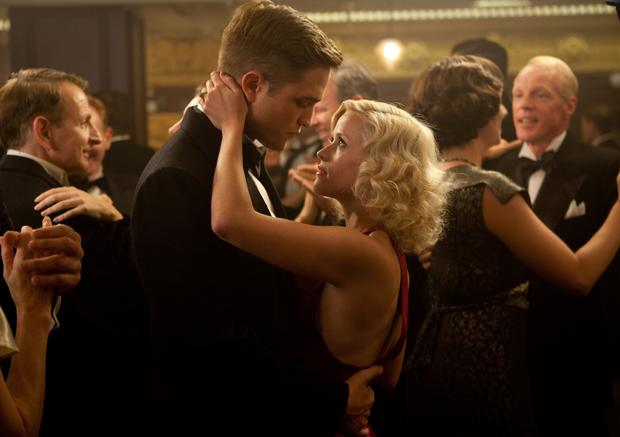 """Water for Elephants"" marked one of Pattinson's first departures from his pack of wolves and vampires.