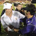Steve Sarkisian, Lane Kiffin