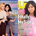 Shannen Doherty and Jennie Garth