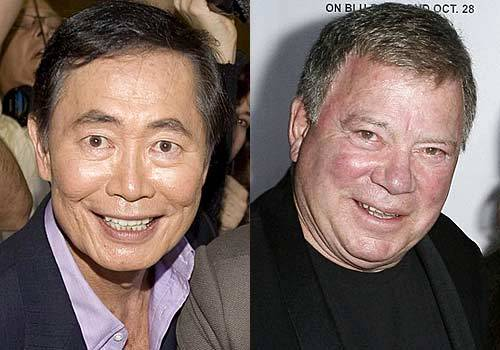 "<i>By Patrick Kevin Day</i><br> <br> <b>George Takei vs. William Shatner</b><br> <br> The former Mr. Sulu wed his longtime boyfriend, Brad Altman, in a ceremony in Los Angeles in September 2008. ""Star Trek"" cast-mates Nichelle Nichols and Walter Koenig were in attendence. Conspicuously absent was Captain Kirk himself, William Shatner. However, Shatner made his feelings known weeks later in a video message released on YouTube in which he claimed he wasn't invited to the wedding and that Takei's antipathy towards him was a ""psychosis."" Takei responded by saying Shatner was invited, but failed to respond and that his giant ego would not allow anyone else to have the spotlight."