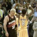 <b>25. Kobe Bryant vs. Phoenix Suns, Game 2 second round, May 10, 2000.</b>