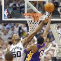 <b>22. Kobe Bryant vs. San Antonio Spurs, Game 4 second round, May 12, 2002.</b>