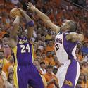 <b>19. Kobe Bryant vs. Phoenix Suns, Game 6 Western Conference finals, May 29, 2010.</b>
