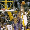 <b>30. Kobe Bryant vs. Phoenix Suns, Game 4 first round, April 30, 2006.</b>
