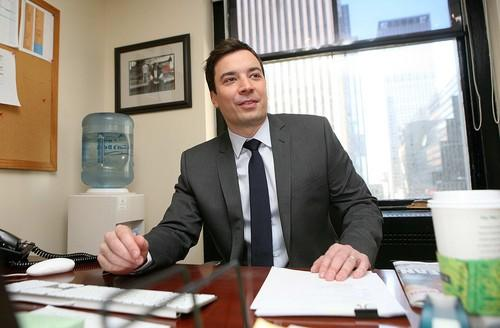 "Monday night's premiere of ""Late Night With Jimmy Fallon"" may be nerve-racking for the former ""Saturday Night Live"" cast member, but it also has to be a bit of a relief. Since leaving ""SNL"" in 2003 on a wave of goodwill and buzz that the boyishly handsome charmer could be the next big thing, Fallon has struggled through a series forgettable comedies (""Taxi"").<br> <br> Now he's settling into a seat made warm by no less than David Letterman and Conan O'Brien. High expectations, yes. But just to sit behind that desk for a week puts him in the most exclusive of company. No sweat, Jimmy, as of Monday night, all your post ""SNL"" expectations have been fulfilled.<br> <br> But what about the rest of ""SNL's"" class of 2003? How are they holding up?<br> <br> -- Patrick Kevin Day"