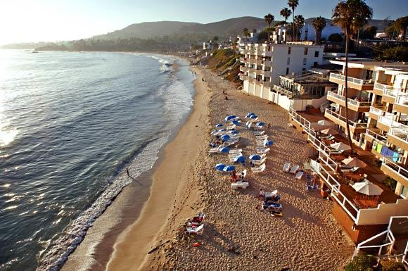 <b>8. Laguna Beach lodgings.</b> You may be tempted to stay at the old Hotel Laguna, which looms familiarly just south of Main Beach. But be wary. Despite the great location and brilliant views from the restaurants, its rooms have needed updating for years. (What hotels still have metal keys?) Management says an upgrade is in progress, but until results are clear, head elsewhere.<br> <br> Pictured: From the Pacific Edge Hotel, it's just steps to the water. The Laguna Beach hotel, in Orange County's Gold Coast region, is along a stretch of one of the most breathtaking coastlines in the world.