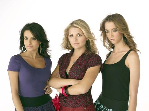 <b>Premise:</b> Three college freshmen pledge an elite sorority with a sinister underside in this follow-up series starring lonelygirl15 herself, Jessica Rose, center, and produced by McG.<br>