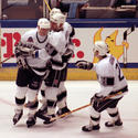 Wayne Gretzky keeps Kings in the game