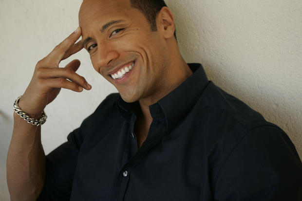 "<b>Famous for:</b> His days as World Wrestling Entertainment star ""The Rock."" He later starred as the Scorpion King in ""The Mummy Returns"" and comedies including ""Get Smart,"" ""The Game"" and ""Race to Witch Mountain.""<br> <br> <b>His character:</b> The Pendari Champion on the ""Star Trek: Voyager"" episode ""Tsunkatse."" The fighter goes mano-a-mano with former Borg Seven of Nine (Jeri Ryan). Despite his size and skill, he's no match for Seven's enhanced physiology, and she nearly kills him in the ring."